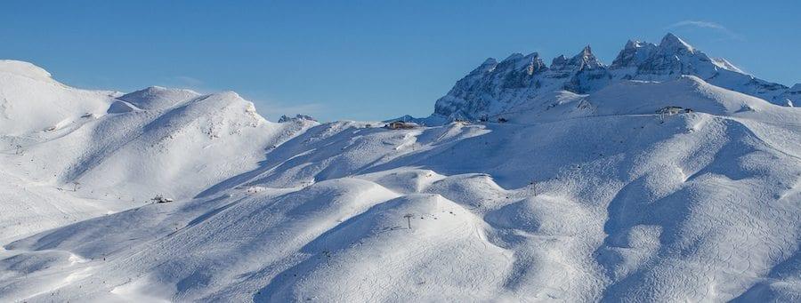 ski free in the portes du soleil in april morzine source magazine
