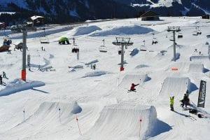 Avoriaz Snow Parks