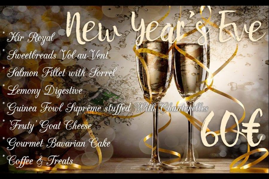 New Year S Eve La Petit Auberge Essert Romand Morzine