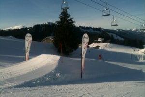 Morzine Nyon Snowpark