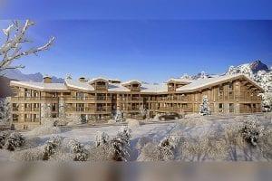Kinabalu, Alpine Lodges Les Gets