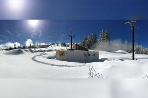 Chatel Snowmaking Factory