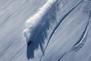 Freeride World Tour J Bernard