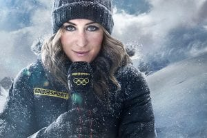 Amy Williams Morzine Source Magazine