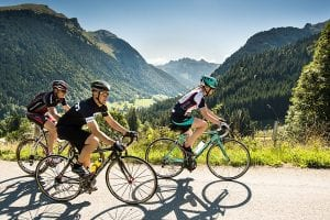 Road Biking Morzine