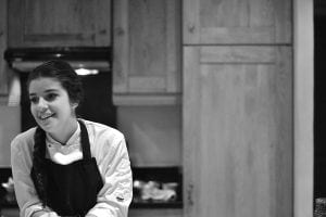 Chalet chef, morgan jupe morzine
