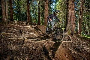 Mountain Biking Morzine Avoriaz Sylvian Cochard