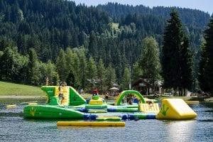 Wibit Aqua Park Les Gets