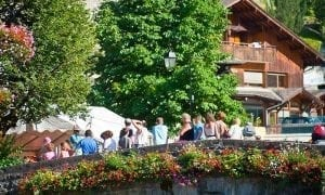 Morzine Summer Bus Timetable