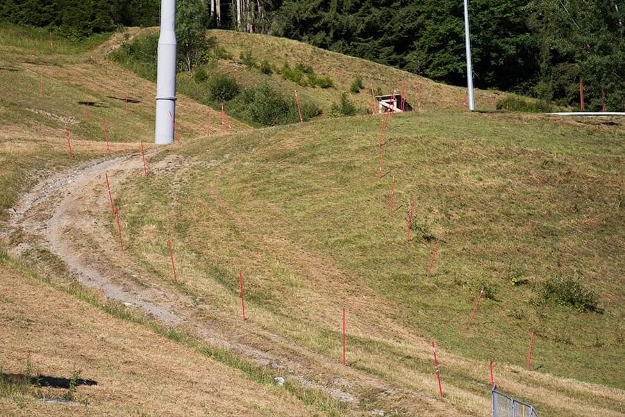 French Downhill Championships Morzine