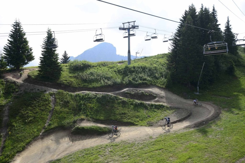 Les Gets Bike Park opens this weekend  Morzine Source