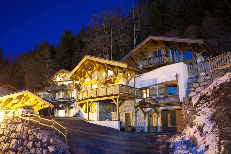 BUY ME Is this the most luxurious ski chalet for sale in Morzine