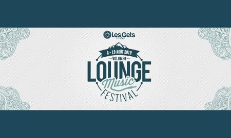 Les Gets Lounge Music Festival 2018