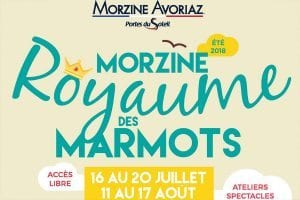 Morzine Kids Kingdom 2018