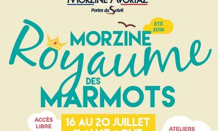 Morzine Kids Kingdom 2018