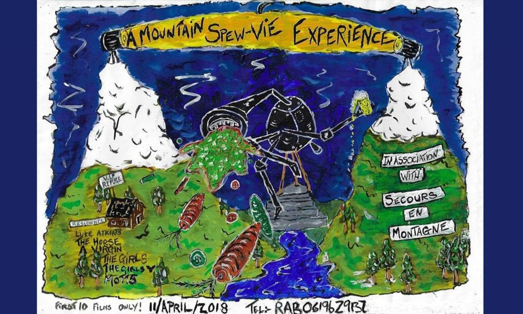 Mountain Moovie Experience St. Jean d'Aulps