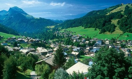 Morzine in Summer