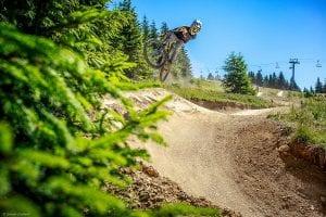 Mountain Biking Morzine