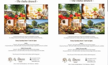 Dahu Brunch Morzine