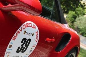 Morzine Porsche Savoie Cup