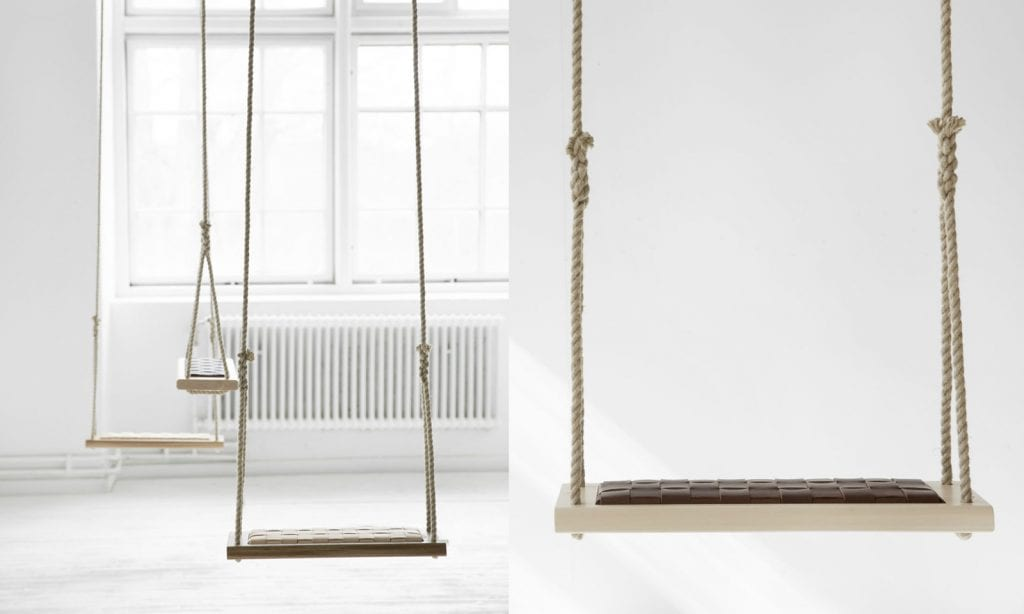 Handcrafted by Sweden Swing