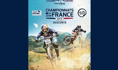 French MTB Downhill Championships Morzine