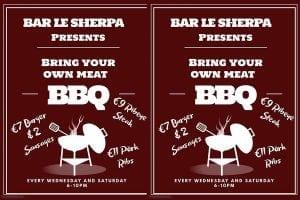 Sherpa BBQ Morzine