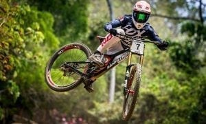 French downhill Champioships Morzine