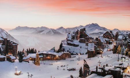 After ski activities in morzine