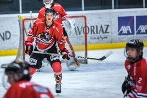 Ice Hockey Morzine
